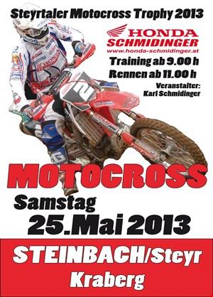 Steyrtal MX Trophy in Steinbach/Steyr Kraberg