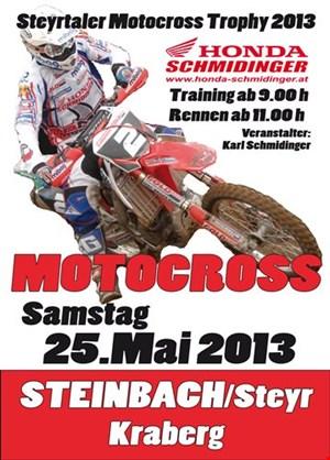 Steyrtal MX Trophy am 25.5. Nennformular online