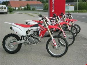 HM Honda Enduro und Supermoto Modelle bei Honda Schmidinger eingetroffen