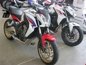 Neue Honda CB 650F bei Honda Schmidinger eingetroffen!