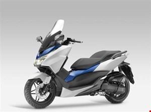 NEU! Honda Forza 125 - mehr Fahrspaß und Nutzwert!