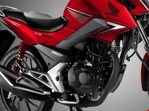 Honda CB125F, Modelljahr 2015