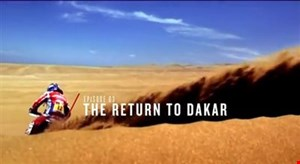 True Adventure -Episode 3 / The Return to Dakar