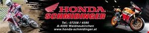 Kostenloses Ersatzfahrzeug während Werkstattbesuch bei Honda Schmidinger