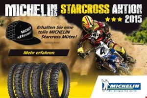 Michelin Starcross Aktion 2015