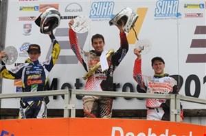 MX2 ÖM Doppelsieg für Team Mibag Honda Schmidinger