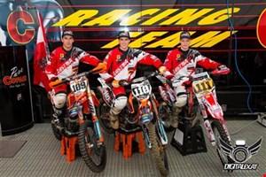 Österreich in den Top 10 der Motocross Nationen weltweit
