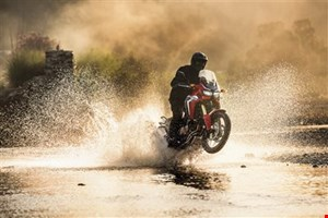 Africa Twin - The Adventure Continues - 6 Videos
